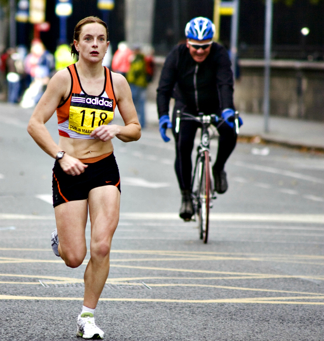 Adidas Dublin Marathon