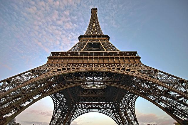 Eiffel Tower_Wide