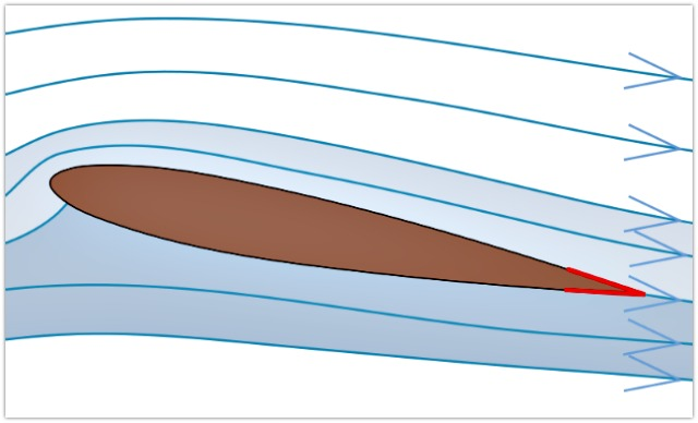 Fins typical function