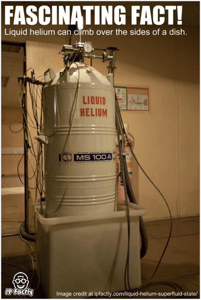 Liquid Helium