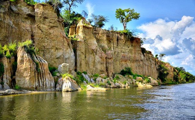 Nile River Banks, Uganda