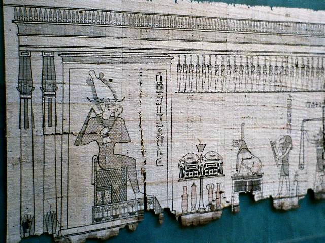 Egypt_Papyrus