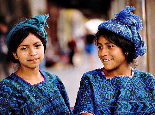 Chichicastenango_modern_day_mayans
