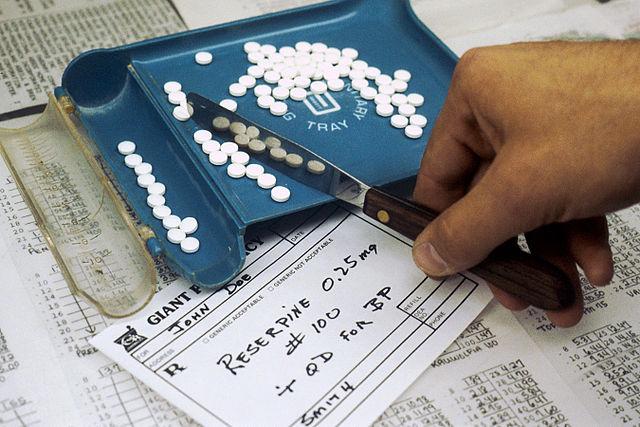 Resperine prescription